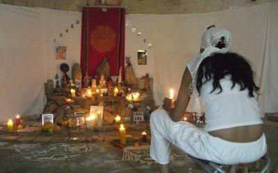 Campo Estivo2020 Umbria e Sardegna con la medium Jessica della Montagna Sacra di Maria Lionza Venezuela
